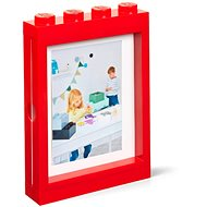 LEGO photo frame - red