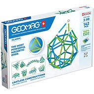Geomag Classic 142 - Magnetic Building Set