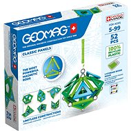 Geomag Classic Panels 52 - Magnetic Building Set