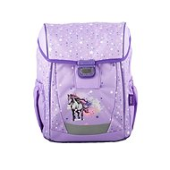 Hama School briefcase for first-graders Fairytale horse, Super light, 0.66kg