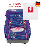 School backpack Step by Step GRADE Dolphins - School Backpack