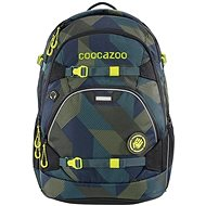 School backpack coocazoo ScaleRale, Polygon Bricks, AGR certificate - School Backpack