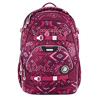 School backpack coocazoo ScaleRale, Tribal Melange, AGR certificate - School Backpack