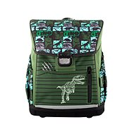 Hama School briefcase for first-graders Dino1