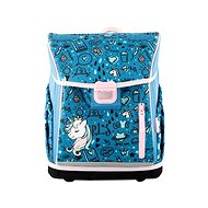 Hama School briefcase for first-graders Unicorn