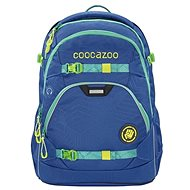 School backpack coocazoo ScaleRale, Waveman, AGR certificate - School Backpack