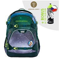 School backpack coocazoo ScaleRale, OceanEmotion Galaxy Blue, AGR certificate - School Backpack