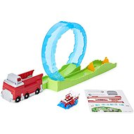 Paw Patrol Firefighter Track for Cars - Slot Car Track