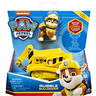 Paw Patrol Basic Vehicle Rubble - Game Set