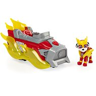 Paw Patrol Illuminated Vehicle Heroes with Sounds Marshal - Game Set