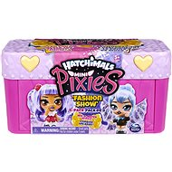 Hatchimals Mini Pixies Dolls 4pcs In Suitcase - Pink - Figures
