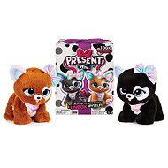 Present Pets Interactive Puppies Classic - Plush Toy