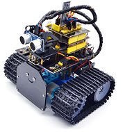 Arduino mini smart tank - Electronic Building Kit