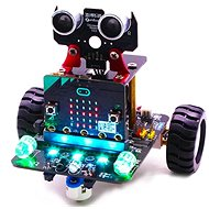 Micro:bit Smart Robot Car - Electronic Building Kit