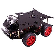 4WD robot - Electronic Building Kit