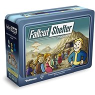 Fallout Shelter: a board game - Board Game