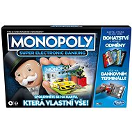 Monopoly Super Electronic Banking - Board Game