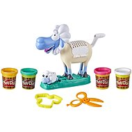 Play-Doh Sheep - Modelling Clay