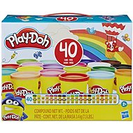 Play-Doh package of 40 cups - Modelling Clay