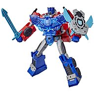 Transformers Cyberverse Optimus Prime Voice Activated - Figure