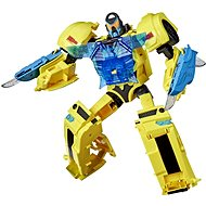 Voice-Activated Cyberverse BumbleBee Transformers