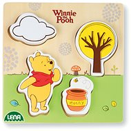 Wooden puzzle Winnie the Pooh, bear - Wooden Puzzle