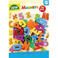 Magnetic capital letters, 30 mm