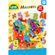 Small magnetic letters, 30 mm - Magnetic Building Set