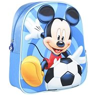 3D Mickey mouse football - Backpack