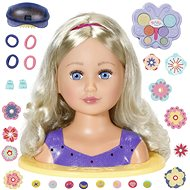 Older sister BABY born Combing head - online packaging - Doll