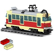 Rappa compatible kit - tram 381 parts - Building Kit