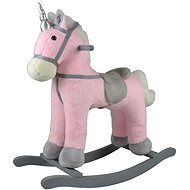 Rocking horse pink unicorn
