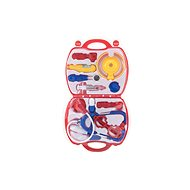 Set of doctor / medic in a briefcase in a blister pack - Set
