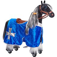 Ponnie S Horse Outfit Blue - Ride Horse