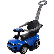 Sport Car bouncer with music and blue guide bar - Balance Bike/Ride-on