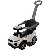 Sport Car bouncer with music and white guide bar - Balance Bike/Ride-on