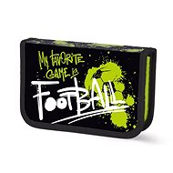 Pencil case 1P not equipped Football 2 chl. - Pencil Case