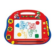 Lexibook Super Mario Magnetic drawing board with accessories - Drawing Board