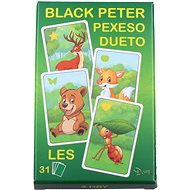 Black Peter Forest - Card Game