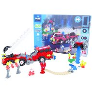 Plus-Plus GO! Rescuers 500 pcs - Building Kit