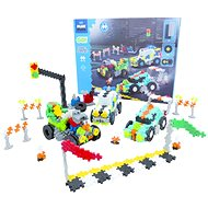 Plus-Plus GO! Racing set 900 pcs - Building Kit