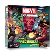 Marvel Champions LCG: Rise of the Red Skull - Expansion - Strategic game