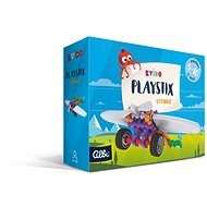 Quido - Playstix kit - 26 pieces aircraft - Quiz Game