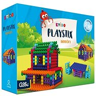 Kvído - Playstix kit - houses of 150 pieces - Quiz Game