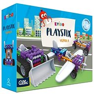 Kvído - Playstix kit - 146 piece vehicles - Quiz Game