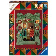 Ravensburger 165162 Harry Potter At the Weasley family of 1000 pieces