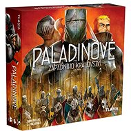 Paladins of the Western Kingdom - Board Game