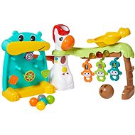 Game console with 4in1 balls Grow with Me - Toddler Toy