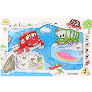 Musical carpet vehicles - Musical Toy