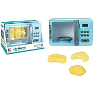 Battery-operated Microwave Oven